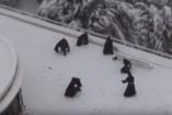 Videó: a gyermeki lélek a szerzetesekben is megbújik