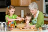 Amikor a nagyszülő valóban segít