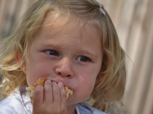 Az erőszak nem segít a válogatós gyermeknél