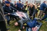 Véget vetett a belga rendőrség egy legális pro-life felvonulásnak Brüsszelben (videókkal)