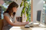 A nappalim az irodám – kisgyerekkel