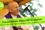 Családi Körben: keresztény rendezvény a Családháló szervezésében