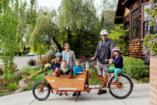 Autó helyett cargo bike!