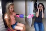 Szuperhőssé vált az új 3D-s műkarjával egy nyolcéves kislány