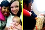 Amikor egy zsúfolt repülőn hajnalban sírni kezd a kisbabád…