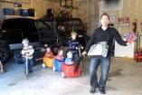 Nem könny és verejték csupán az apaság - jól összerakott videó bizonyítja