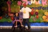 Egy apuka megható tánca beteg gyerekével