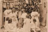Karácsonyi fotók a viktoriánus korszakból