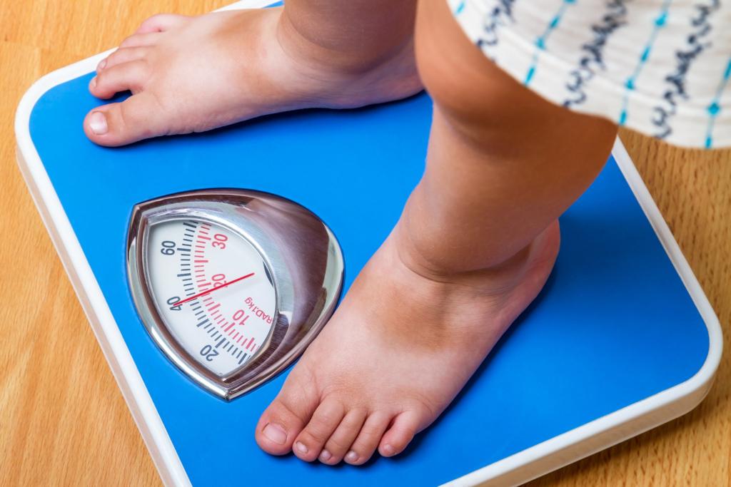 Így beszéljen a gyerekkel testről, súlyról és életmódról