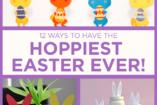 5+1 szuper húsvéti díszítési ötlet