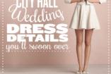 KÉPEK: 10 ruha ötlet, amiben tökéletes lehetsz az esküvődön