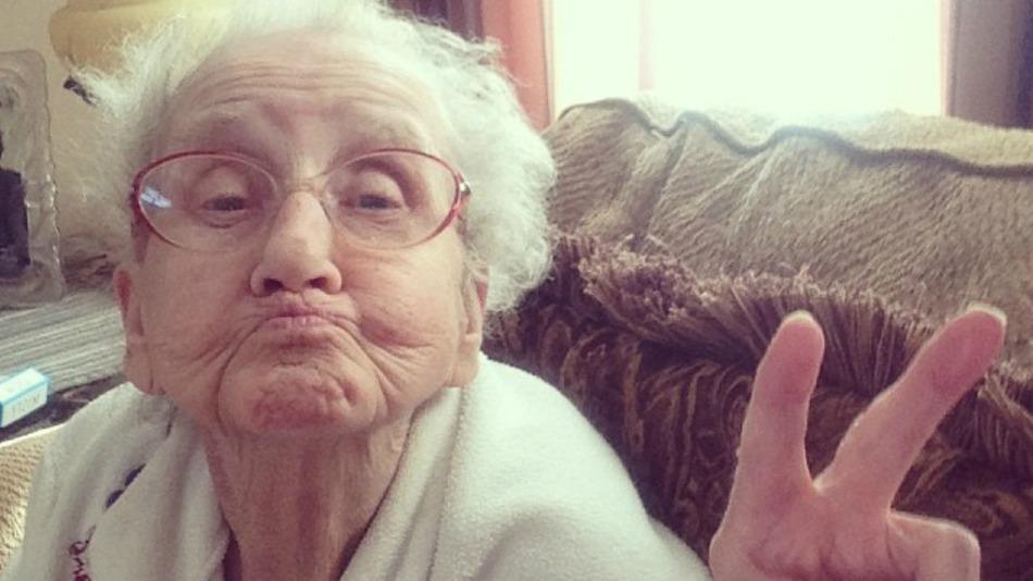 Segítség, itt a nagyi!