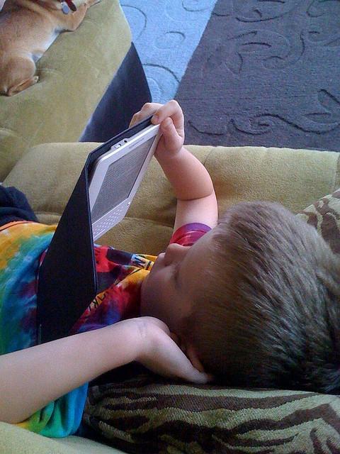 Gyerekkönyvek iPadon