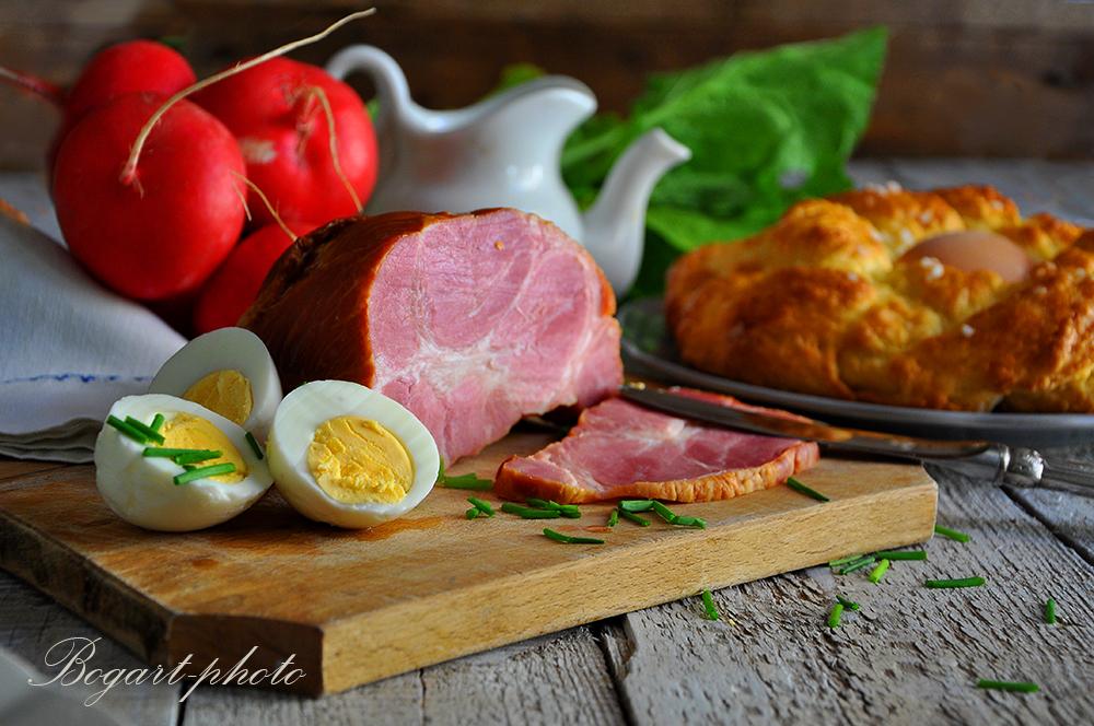 Miért eszünk sonkát és tojást húsvétkor?