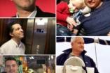 Családi fotók: nahát, a politikus is ember?
