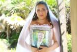 FOTÓK: búcsú a halott vőlegénytől