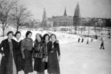 Téli fotók Budapestről az 1920-as, 1930-as évekből - Így örültek a hónak a nagyszüleink