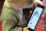 Interaktív mesekönyv a kiskakas gyémánt félkrajcárjáról