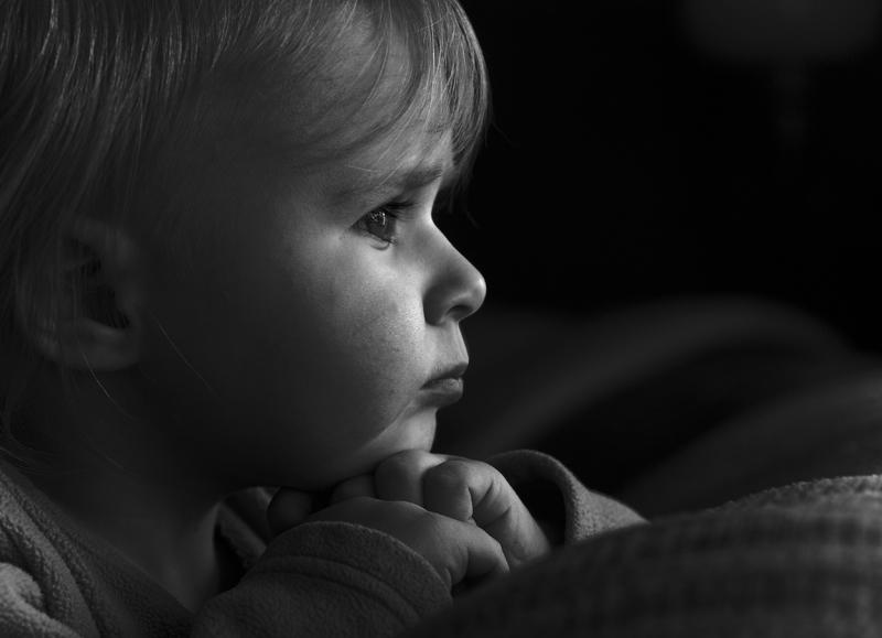 Felelős vagy elviselni a gyerek érzelmeit!