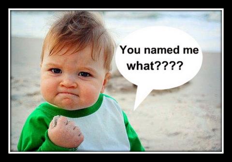 10 név, amit NEM adhatsz a gyerekednek - VIDEÓVAL