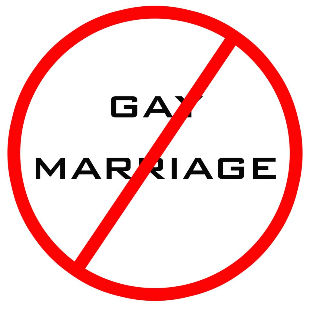 Azonos neműek házassága: NEM!