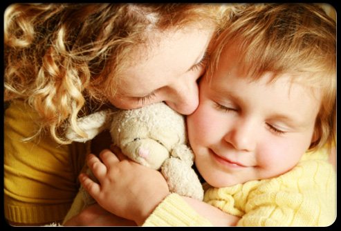 Miért mondom mindig a gyerekeimnek, hogy szeretem őket, miután valami butaságot csináltak?