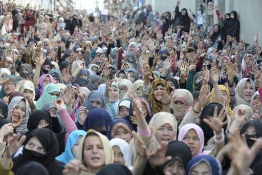 A pakisztáni lányok fele szerint jogos a családon belüli erőszak
