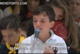 """""""Akart pápa lenni?"""" - iskolások kérdezték a Szentatyát - VIDEÓVAL"""