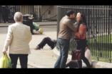 VIDEÓ: Családon belüli erőszak - te mit tennél?