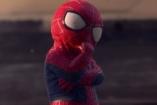 Az Evian és a gyermek Pókember esete – VIDEÓ