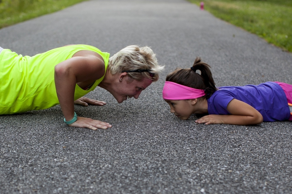 Hogyan vegyük rá a lányokat a több sportra?
