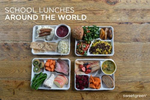 Színes világ, változatos iskolai ebéd