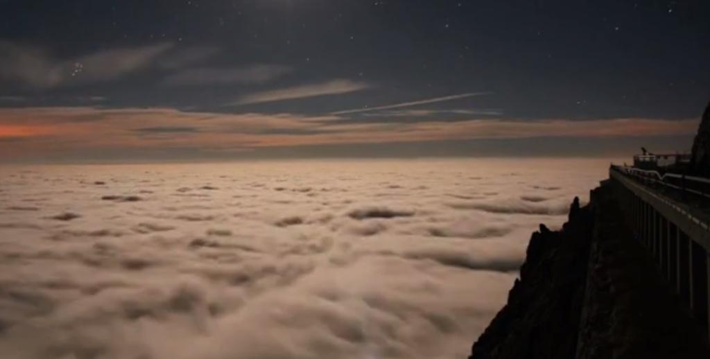 Élnél a felhők felett?