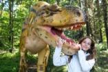 Bedugnád a fejed egy T-Rex szájába?