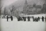 Így élvezték elődeink a telet - akkor még volt hó!