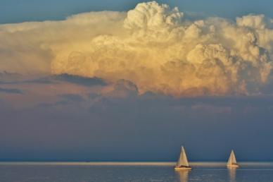 Szombattól sűrűbben járnak a balatoni hajók
