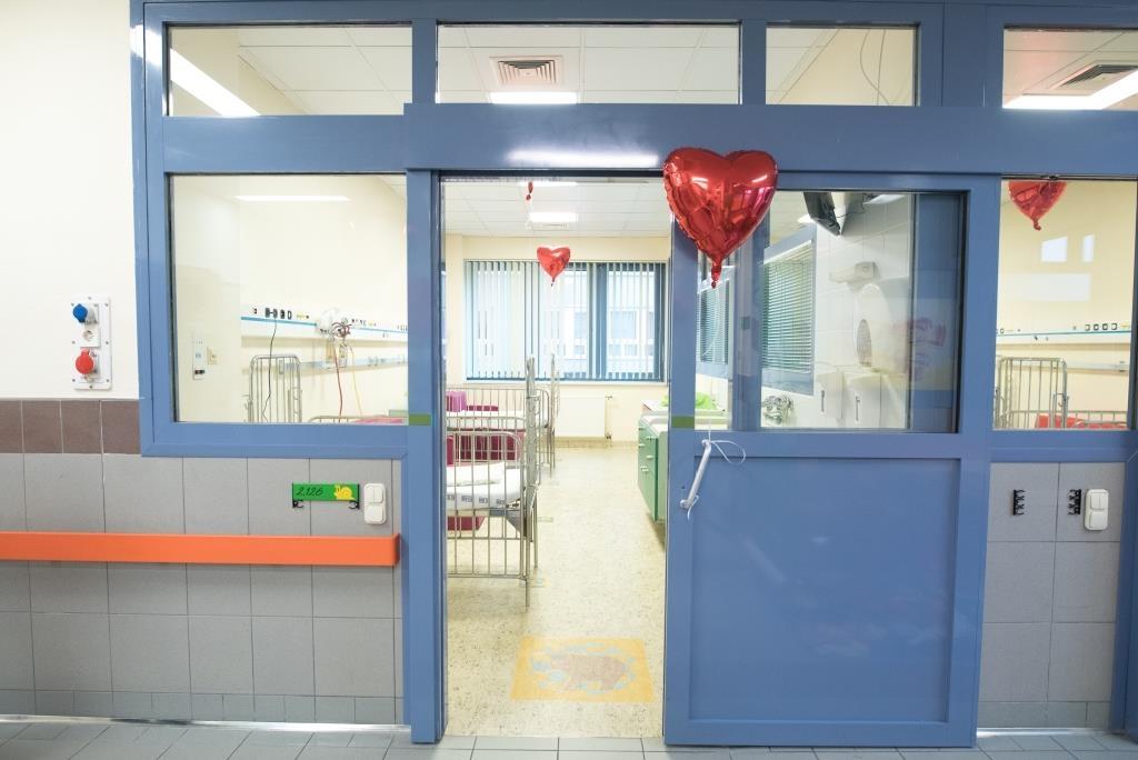 Családbaráttá vált a Gyermekszív Központ