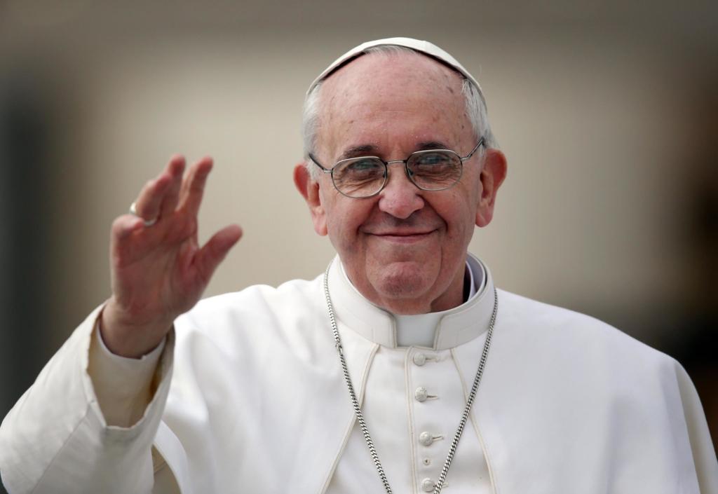 A pápa megálljt mondott