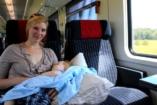 5 tipp, ha babával utazgat karácsonykor