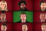 Karácsonyi acapella szupersztárokkal és Jimmy Fallonnal