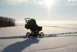 Téli levegőztetés újszülött korban, fagypont alatt