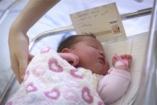 Fotókon az év első újszülöttjei!