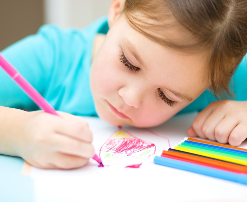 Rajzoljunk, alkossunk együtt a gyerekkel!