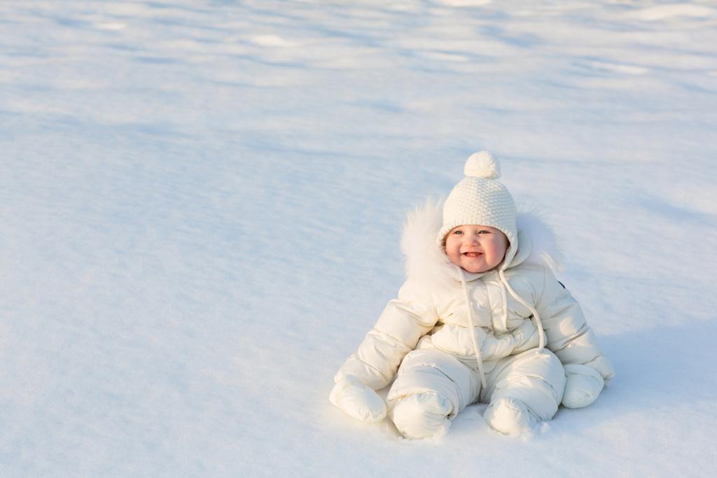 Télen született a kisbabád? Ezekre figyelj!