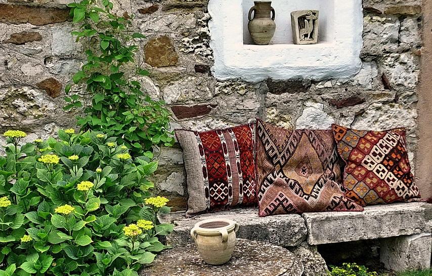 Kilim, a nomádok szőnyege