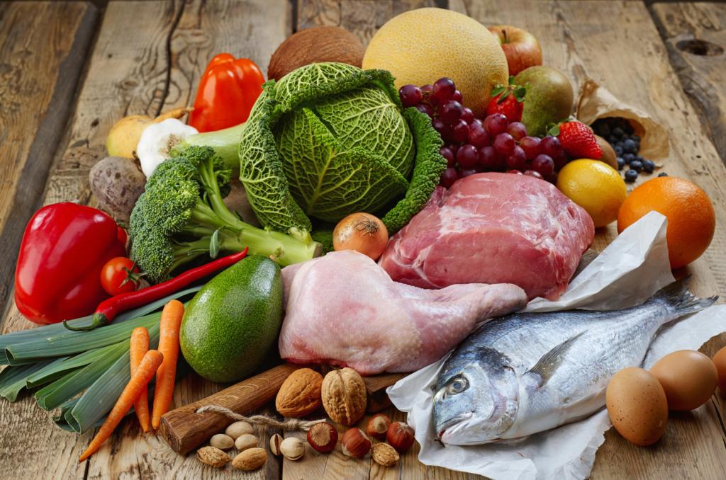 Paleolit diéta – mi benne a fekete leves?