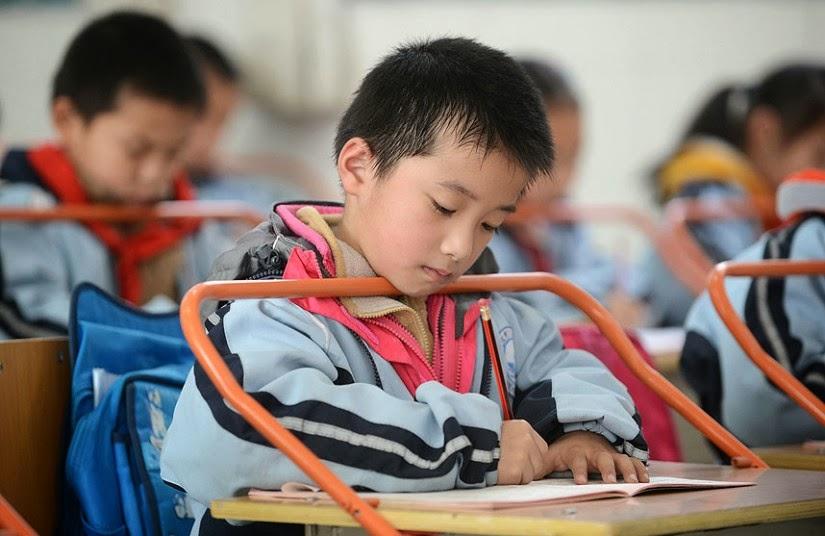Ilyen az élet a Vörös Hadsereg Általános Iskolában - FOTÓK!