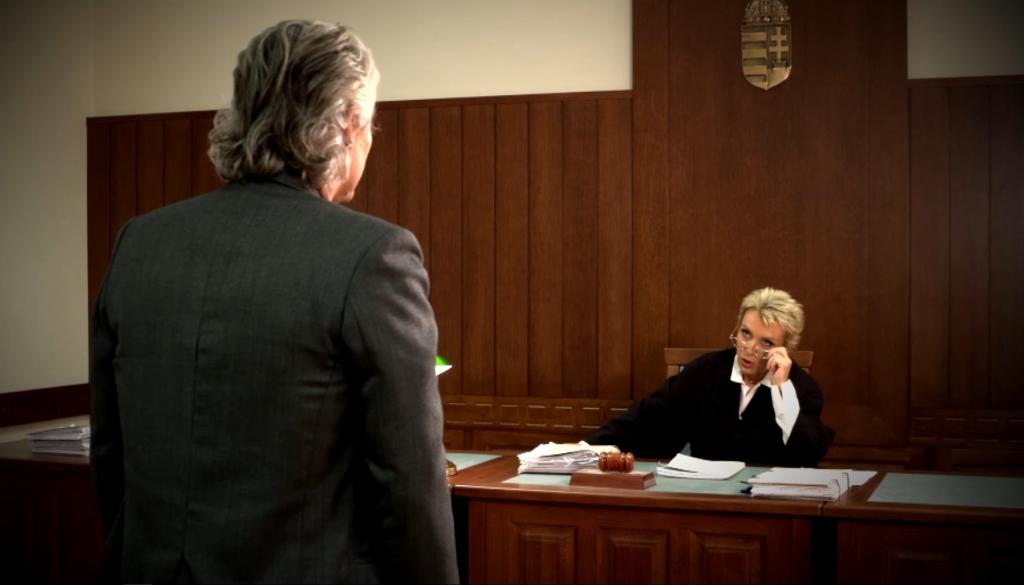 """""""Vádlott, álljon fel! Az ítélet: rák!"""" – a Rákellenes Liga kampányfilmjének margójára"""