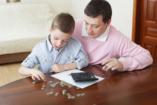 10 tipp, hogyan kezdd gyermeked pénzügyi nevelését