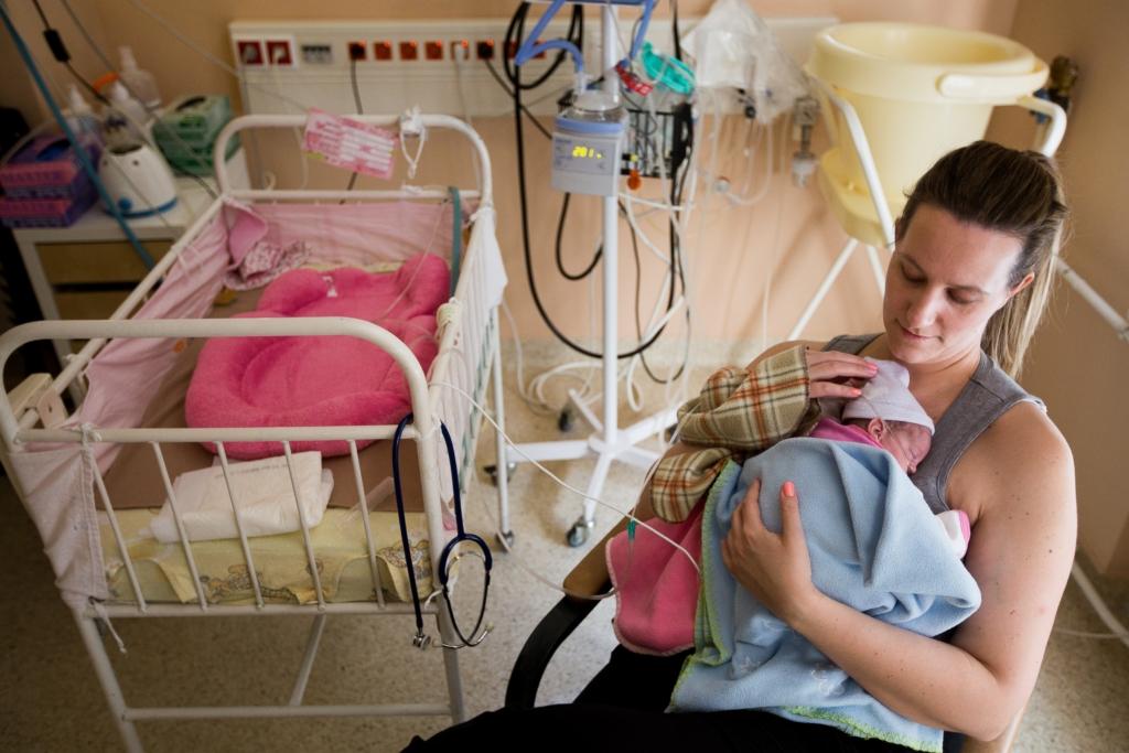 Részletek az új, abortuszmentes nőgyógyászati központ létrejöttéről